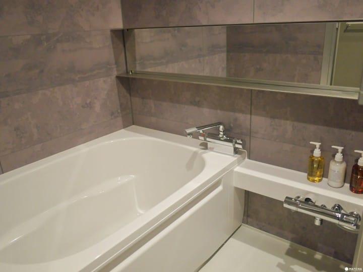 THE MILLENNIALS KYOTOอ่างอาบน้ำ