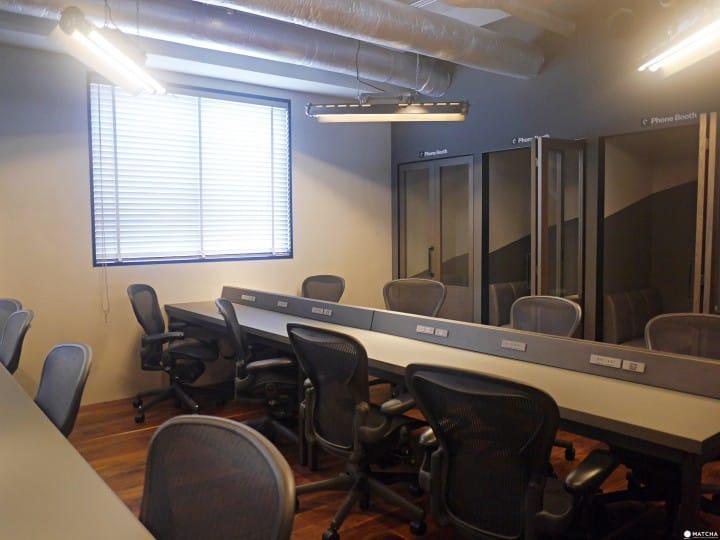 THE MILLENNIALS KYOTO辦公室