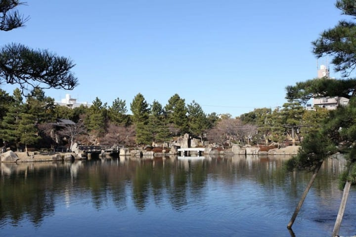 Tokugawa Garden - A Special Place With A Japanese Ambiance In Nagoya