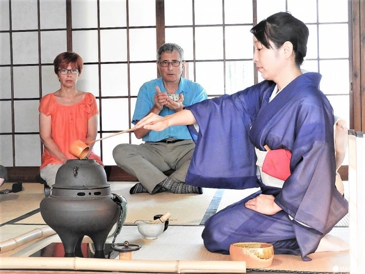 Tea Ceremony En In Kyoto - Experience The World Of Tea Ceremony
