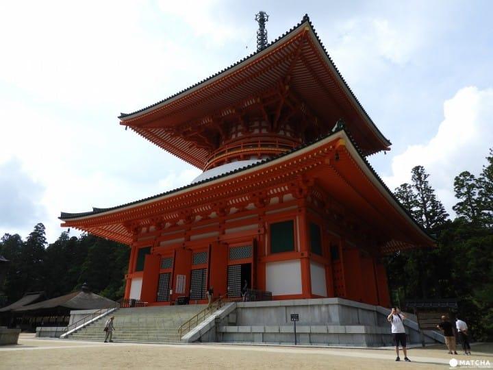 『和歌山』走訪日本佛教聖地高野山時派得上用場的資訊概要