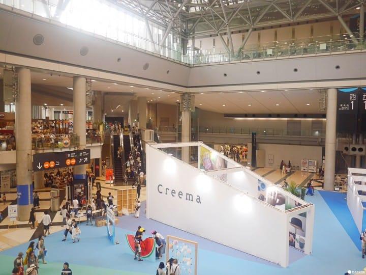 不是逛到铁腿就是荷包失血:creema全日本最大规模手作展