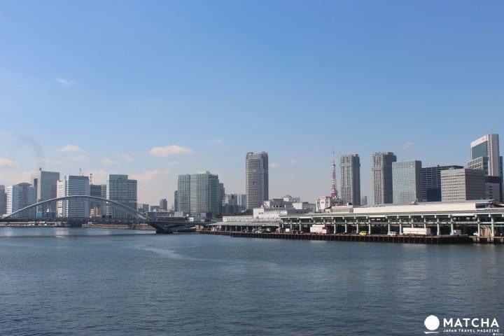 【東京散歩】築地・勝鬨(Kachidoki)・月島,沿隅田川散步感受日本下町風情!