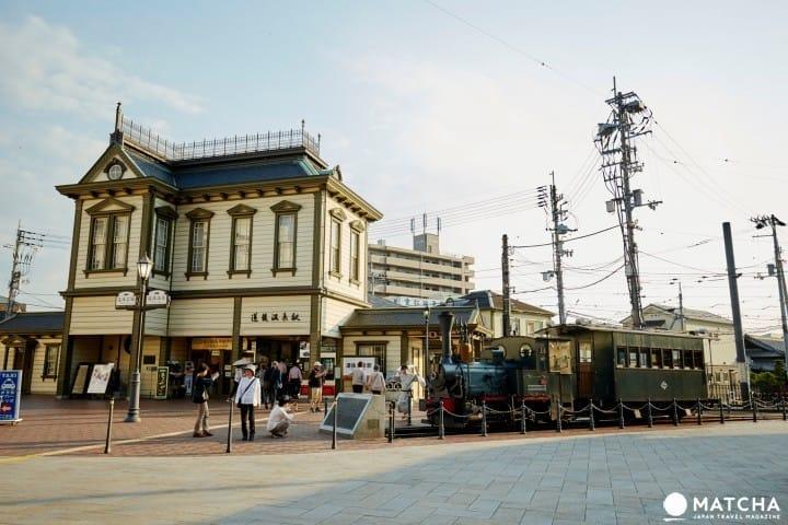 【愛媛縣松山市】來個夏目漱石文學地景巡禮吧!