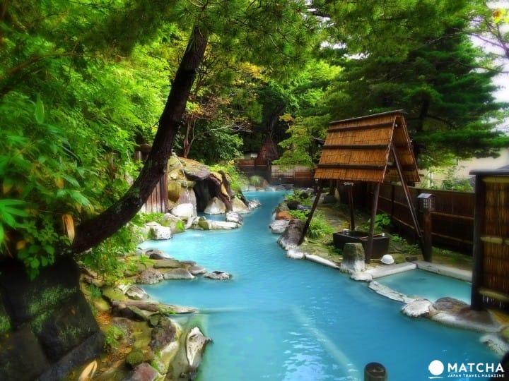 Mengenal Lebih Dalam Budaya Onsen dan Sento di Jepang