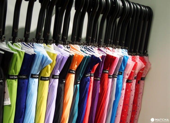 "【RAINY JUNE】Pick your Favorite at ""Cool Magic SHU'S"", the Umbrella Shop in Jiyugaoka"