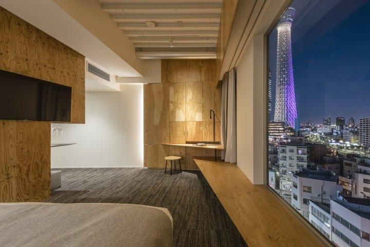『东京下町』住进隈研吾建筑感受最暖的设计ONE@Tokyo