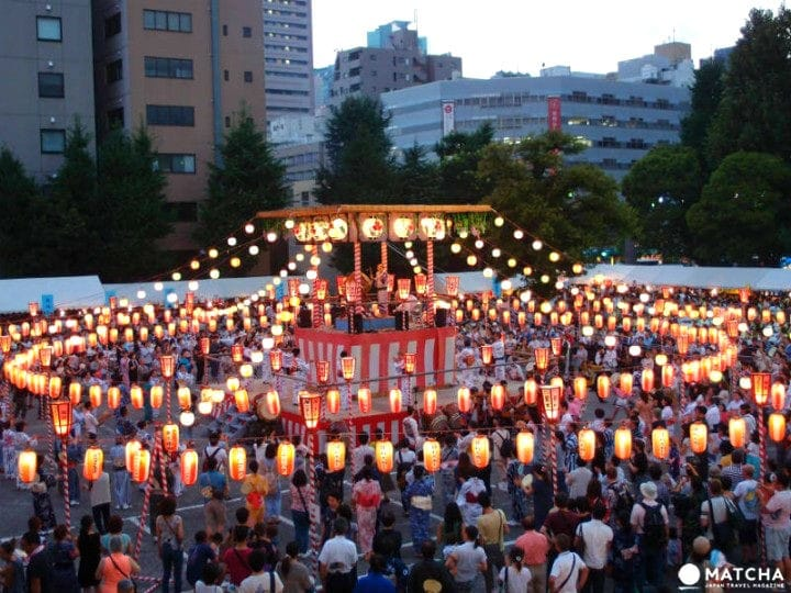 Obon Festival - Join The Celebrations In Yokohama!