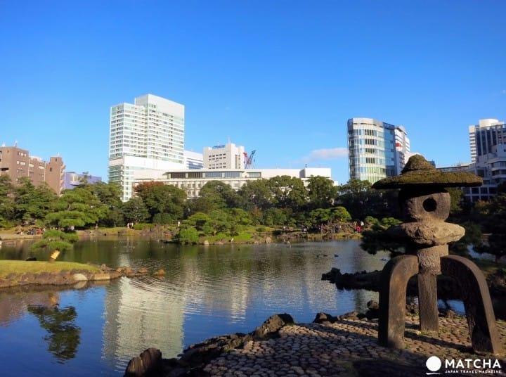 Tokyo's Kyu-Shiba-Rikyu Gardens: An Oasis In The Heart Of The Metropolis