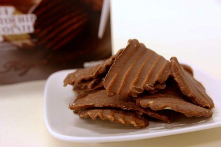 ROYCE巧克力薯片