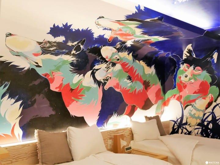 【東京】高圓寺「BnA Hotel koenji」,歡迎住進藝術的世界