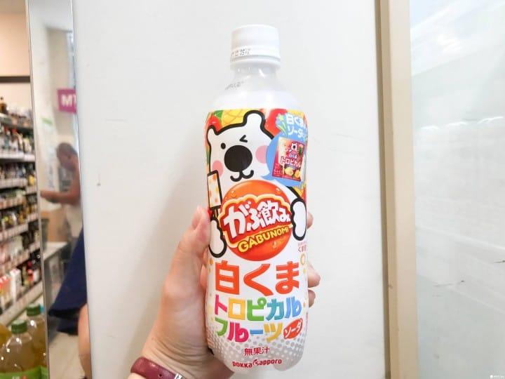 讓人多看兩秒的日本奇怪商品:飲料飲品篇