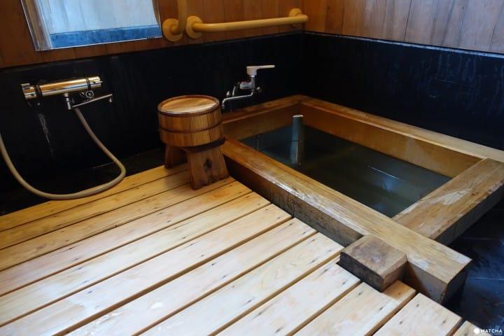 住宿内部浴室