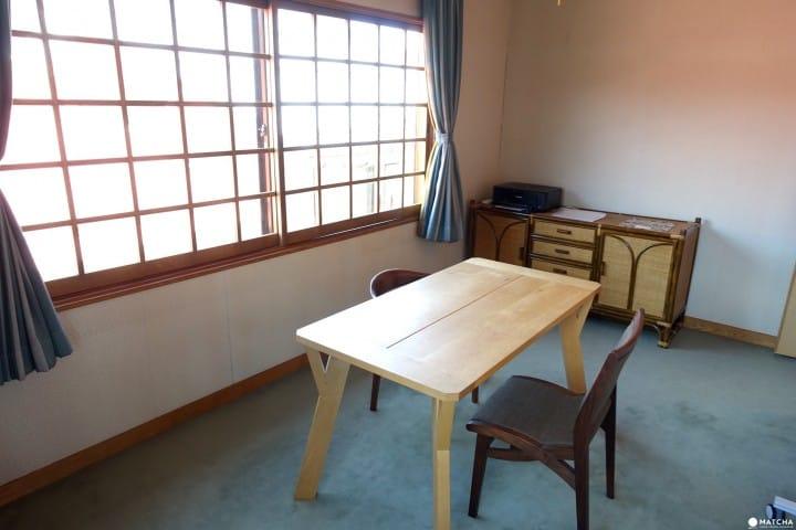 末廣之宿。會議室