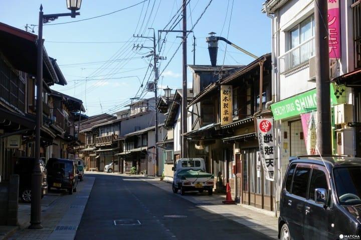 飛驒古川町街道