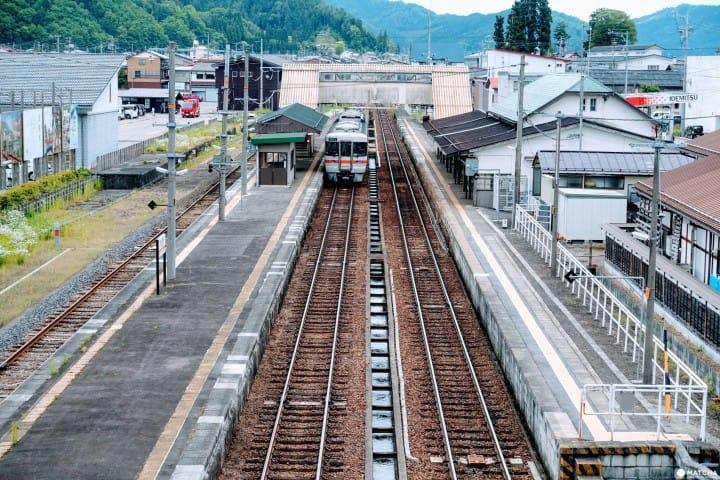 飛驒古川車站