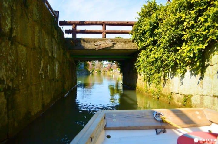 福岡柳川-遊船過橋