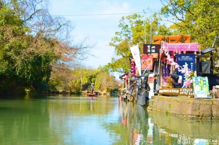 福岡柳川-遊船