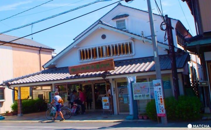 福岡柳川-遊船觀光案內所