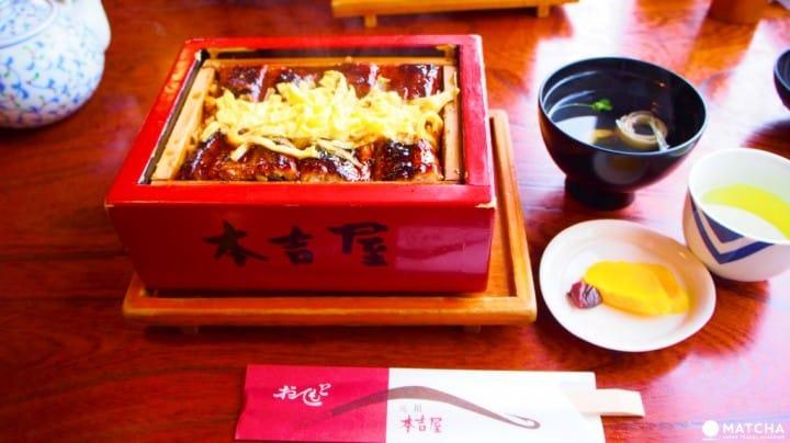 福岡柳川-本吉屋蒸籠鰻魚飯