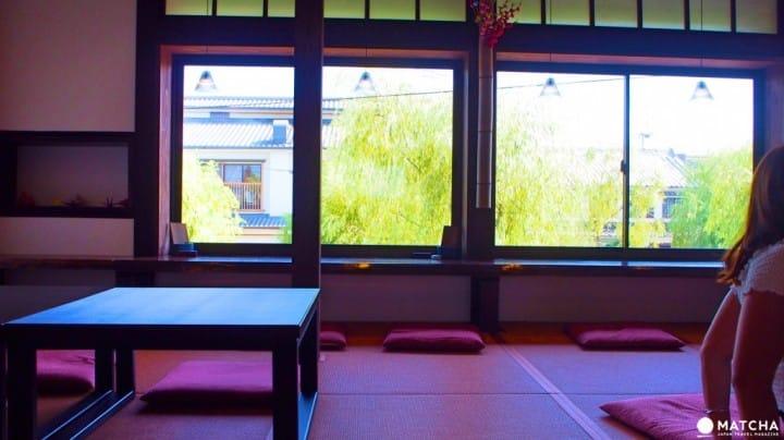 福岡柳川-万榮堂鰻魚二樓