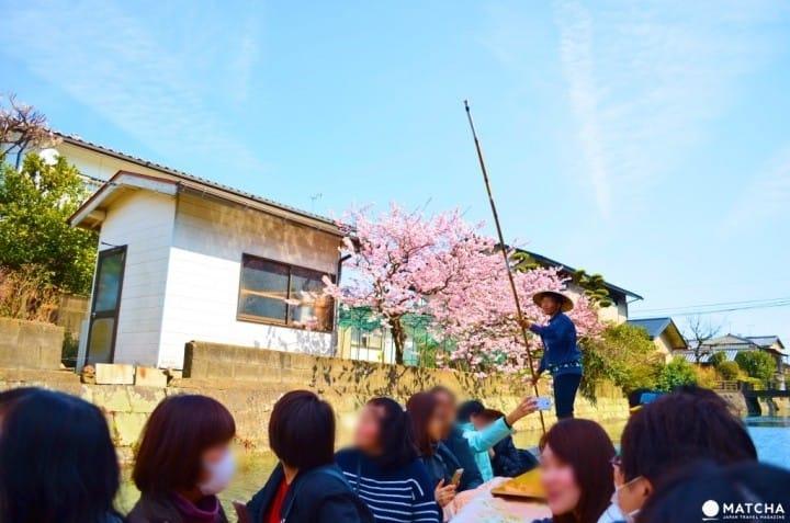 【福岡】來柳川絕對不能錯過的遊船和吃鰻魚!