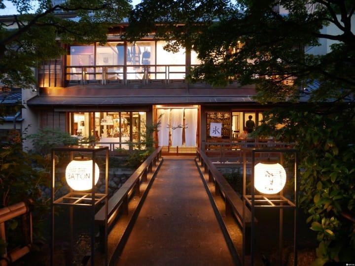 來到京都品嚐現正受到熱烈矚目的「刨冰」