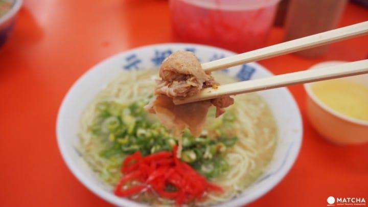 元祖長濱屋拉麵-肉片