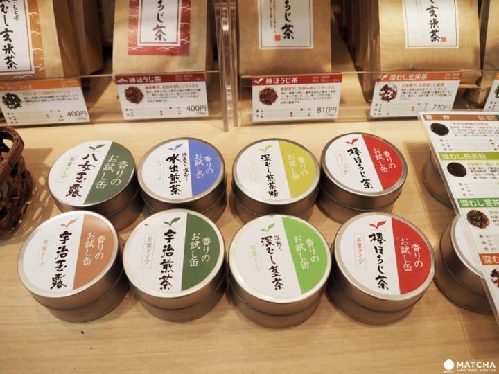 田頭茶舖-茶罐