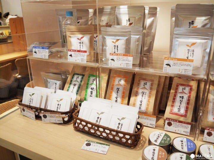 田頭茶舖-茶商品
