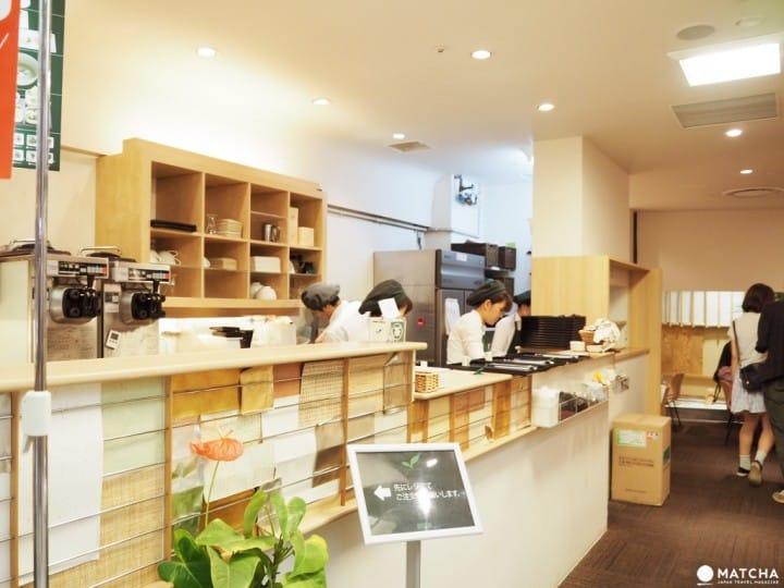 田頭茶舖-工作區