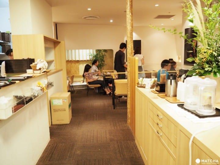 田頭茶舖-自助區