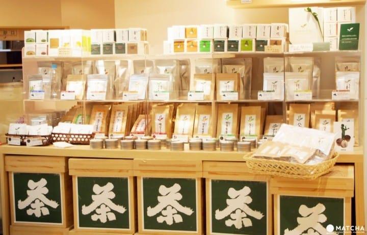 田頭茶舖-商品
