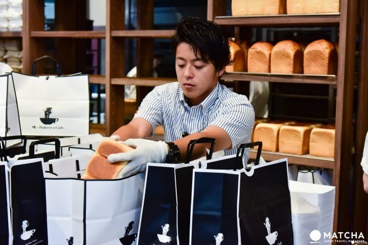 『惠比寿』当地人甘愿早起排队的限量吐司:俺的吐司工房&咖啡