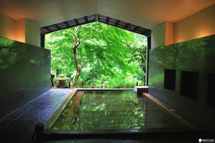 ดื่มด่ำธรรมชาติอันงดงามสไตล์ญี่ปุ่นที่เรียวกังที่หรูหรา Hoshino Resorts KAI Hakone