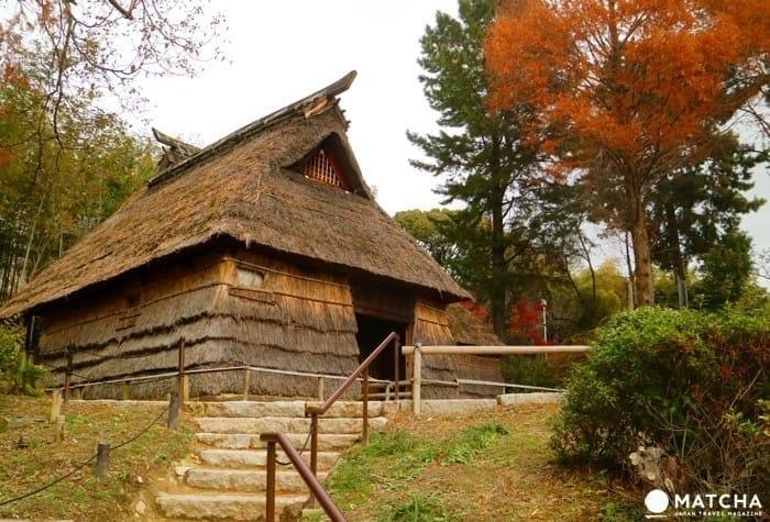 Mengintip Berbagai Rumah Penduduk Jepang Zaman Edo di Open-Air Museum of Old Japanese Farm Houses, Osaka
