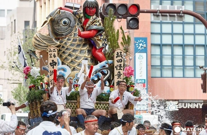 Dashi And Yatai (Festival Floats) - Japanese Encyclopedia