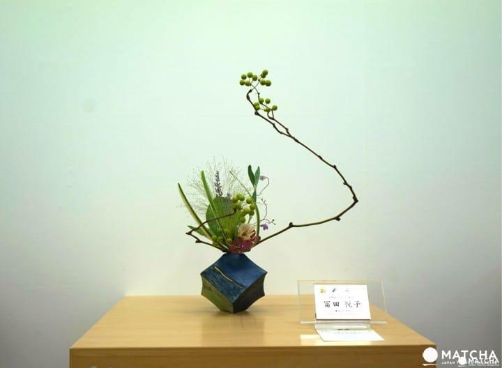 【插花藝術】搶先看日本花道池坊花藝的魅力