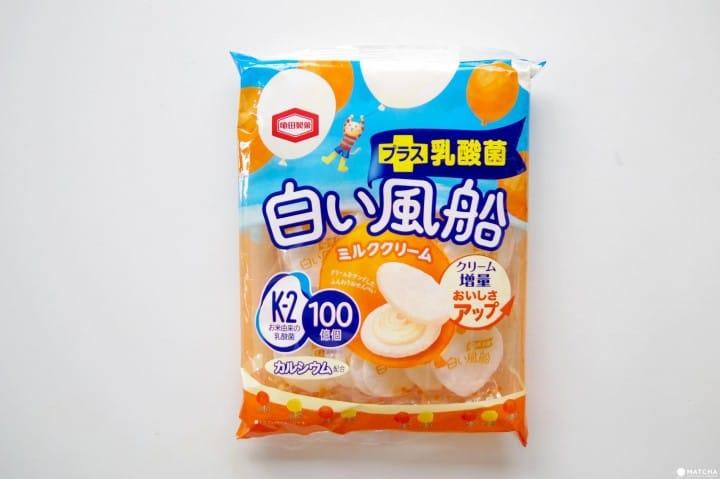 知道嗎?日本人最喜歡的仙貝也分好幾種!