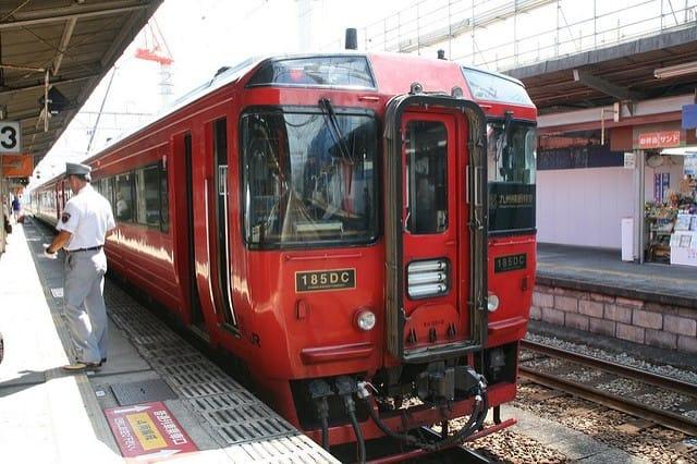 九州橫斷列車