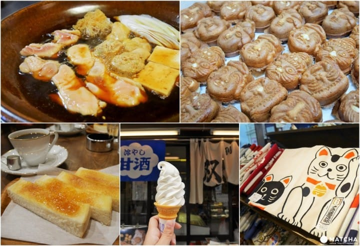 Ningyocho – Delicious Foods Unique To This Historical Area Of Tokyo