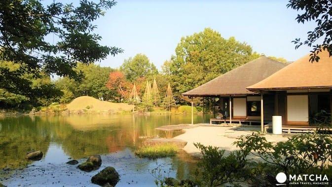 【福井】漫步名勝養浩館庭園,享受江戶藩主的閒情與風雅