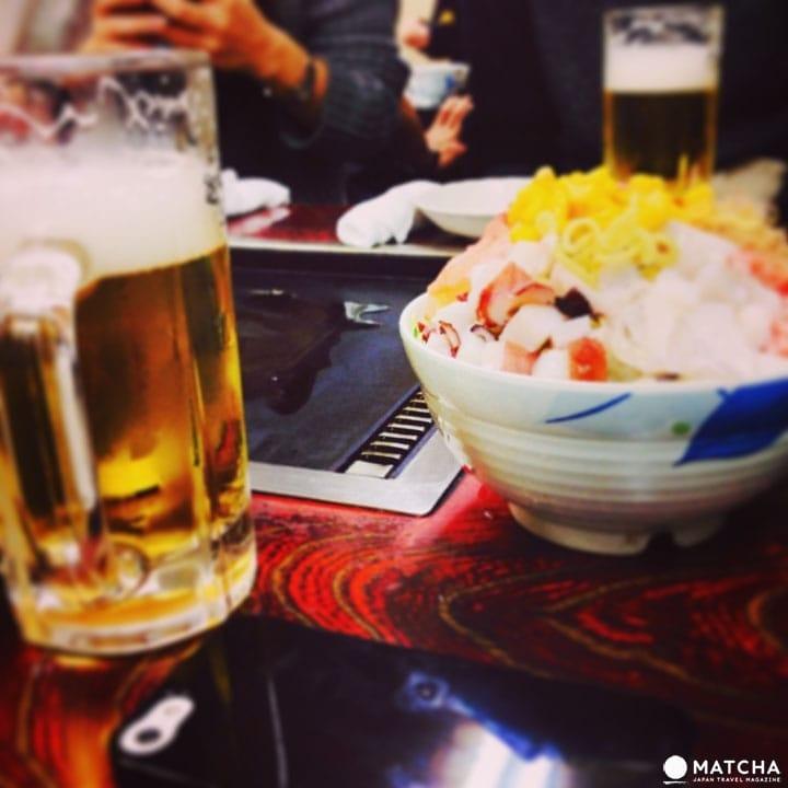 【東京美食】月島文字燒街,享用正統的下町美食!