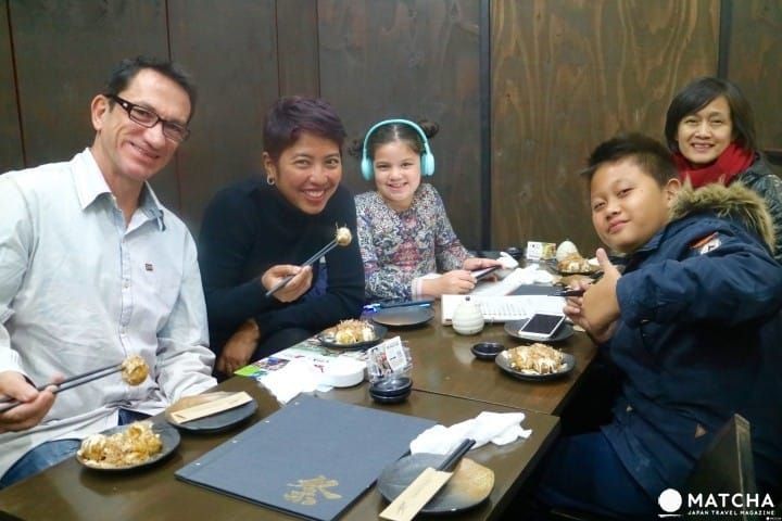 【大阪美食】在穆斯林遊客間大人氣的「祭」餐廳,體驗自己動手做章魚燒!