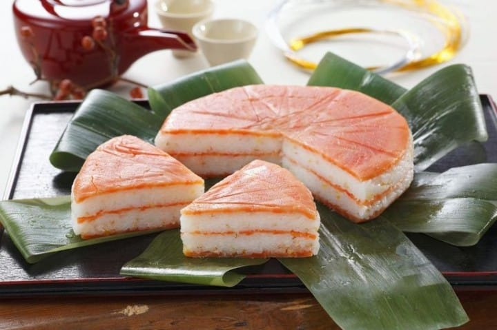 Oshizushi (Pressed Sushi) - Japanese Encyclopedia