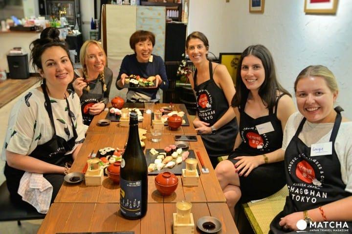 """在西浅草的""""茶御饭东京"""" ,体验可以带回家的日本料理"""