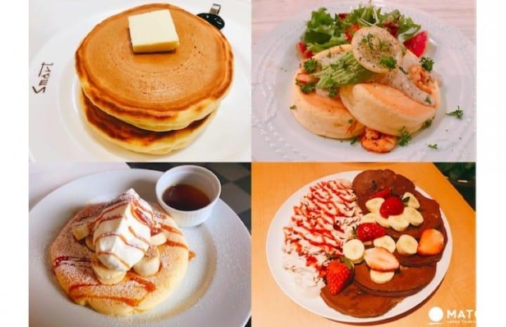 【关西】京都大阪松饼哪里找?跟着车站吃遍人气美味松饼6选