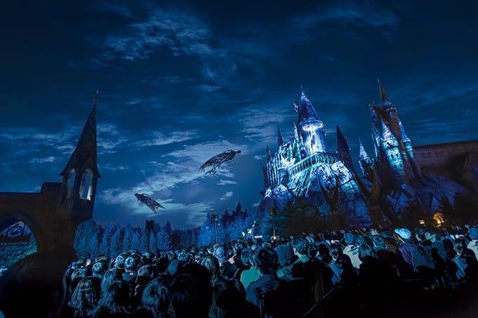 """疾疾,护法现身!一起踏入环球影城""""哈利波特魔法万圣夜"""""""