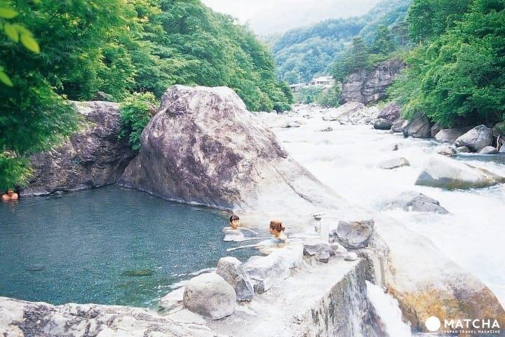 【岐阜縣】被自然環抱的奧飛彈溫泉鄉,在蒸氣中洗去一日的疲累