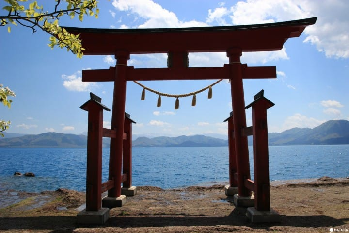 【秋田】秋田秘境溫泉 乳頭溫泉、田沢湖半天散策